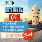 [广州送签]新加坡签证自由行个人签证